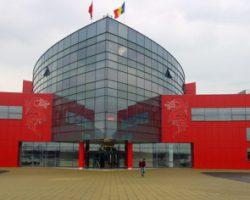 Complex comercial Dragonul Rosu